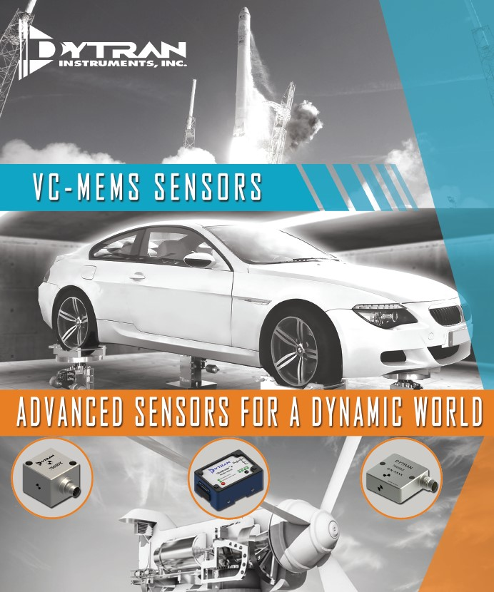 VC-MEMS Sensors Brochure