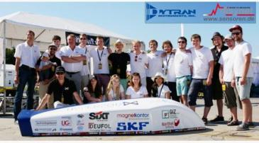 Dytran Helps University Reach Top Ranking at Innovative Transportation Pod Competition