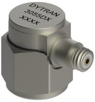 3055D/3056D Uniaxial, Low Noise, Modal Analysis Sensors