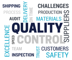 Quality: AS9100D Certificate