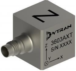 Mechanically & Electrically Filtered Triaxial Accelerometer